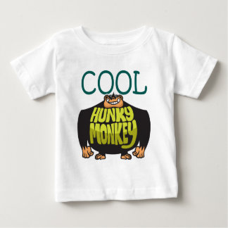 Cool Hunky Monkey Baby T-Shirt