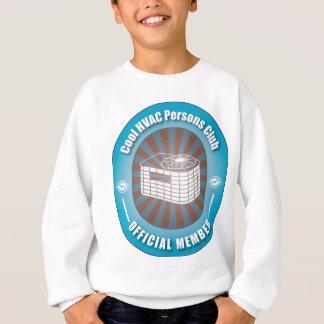 Cool HVAC Persons Club Sweatshirt