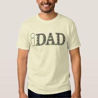 Cool i DAD design on shirts, mugs, hats T Shirts