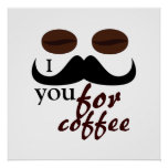 Cool I moustache you for coffee