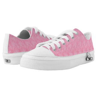 Cool Ice Pink Low Tops