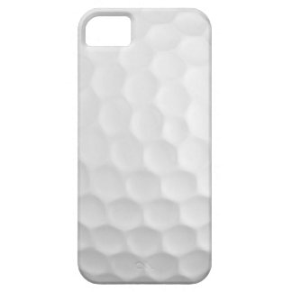 Cool Image Of White Golf Ball Dimples Pattern iPhone 5 Cover