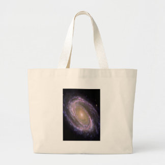 cool image with galaxi and stars tote bags