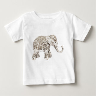 Cool Indian elephant T-shirt