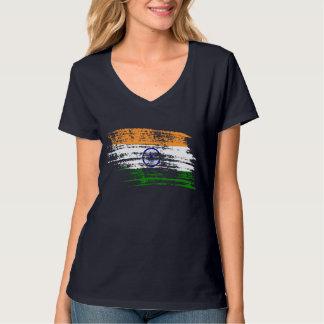 Cool Indian flag design T-Shirt