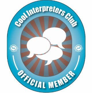Cool Interpreters Club Photo Cutouts