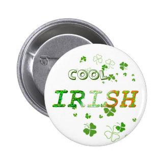 Cool  Irish 6 Cm Round Badge