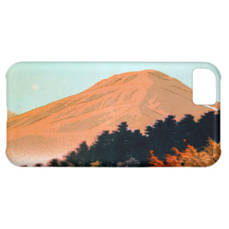 Cool japanese autumn fall mountain Fuji scenery iPhone 5C Case