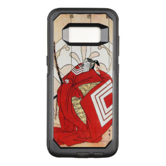 Cool japanese legendary hero samurai warrior art OtterBox commuter samsung galaxy s8 case