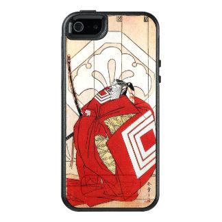 Cool japanese legendary hero samurai warrior art OtterBox iPhone 5/5s/SE case