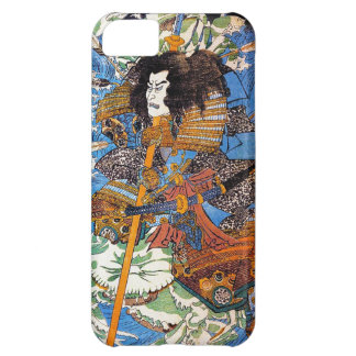 Cool japanese Legendary Samurai Sanin Warrior art iPhone 5C Case