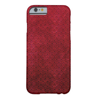 Cool japanese oriental cherry red fish scale barely there iPhone 6 case