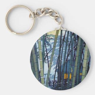 Cool japanese Shiro Kasamatsu Bamboo Early Summer Key Ring
