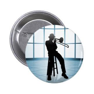 Cool Jazz 1 6 Cm Round Badge