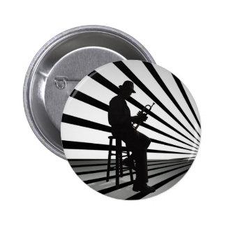 Cool Jazz 2 6 Cm Round Badge
