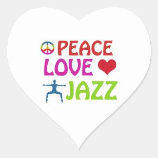 Cool Jazz dance designs Stickers
