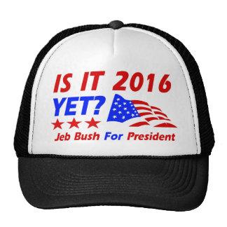 Cool Jeb Bush designs Hat