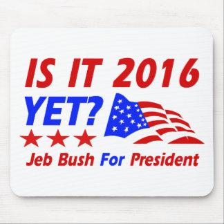Cool Jeb Bush designs Mousepad