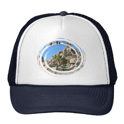 Cool Joshua Tree Hat!