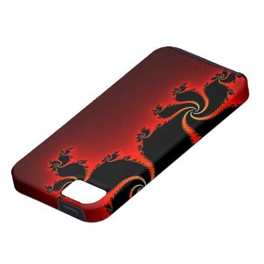 Cool Julia Fractal Mandelbrot Art iPhone 5 Case