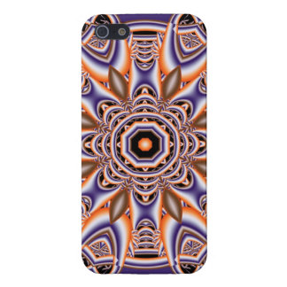 Cool kaleidoscope pattern iPhone 5 cases