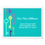 Cool Keys | New Address Announcement