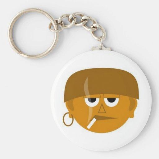 Cool Kid Keychain