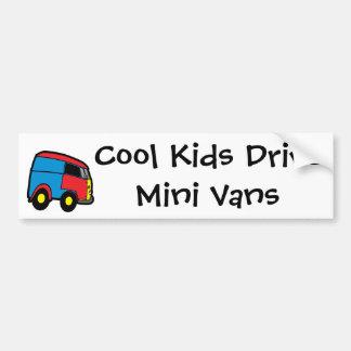 Cool Kids Bumper Sticker