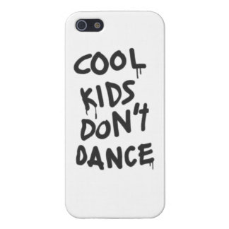 Cool kids dont dance iPhone 5/5S cover