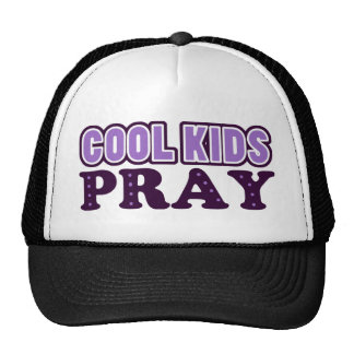 Cool Kids Pray Cap