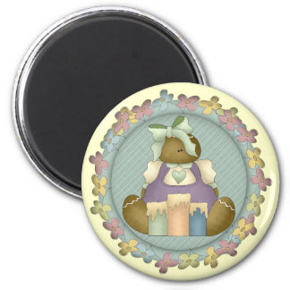 Cool Kids T Shirts and Gifts 6 Cm Round Magnet