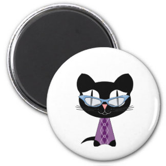 Cool Kitty Magnet