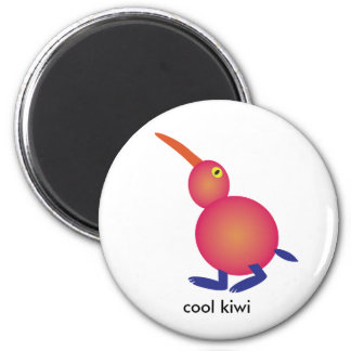 cool kiwi magnet