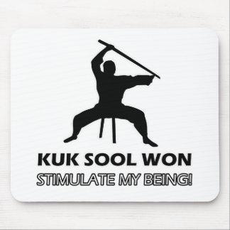 cool kuk sool won designs mousepads