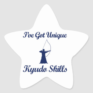 cool kyudo  designs stickers