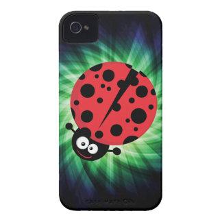 Cool Ladybug iPhone 4 Cover
