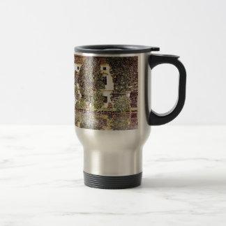 Cool landscape - Gustav Klimt Coffee Mugs