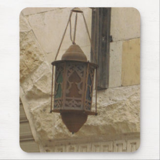 Cool Lantern in Cairo Mousepad