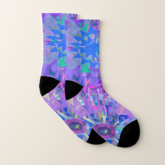 Cool Large All-Over-Print Socks 1