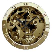 Cool Large Clock