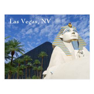Cool Las Vegas Postcard! Postcard