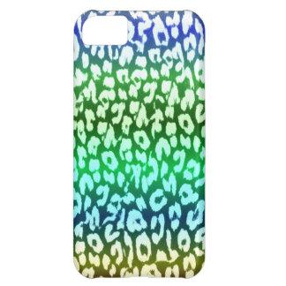 Cool Leopard Print Skin iPhone 5C Case
