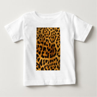 cool leopard skin effect baby T-Shirt