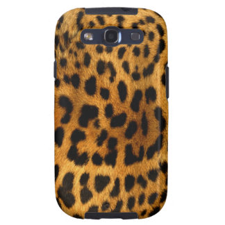 cool leopard skin effect samsung galaxy SIII case