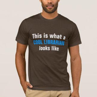 COOL LIBRARIAN T-Shirt