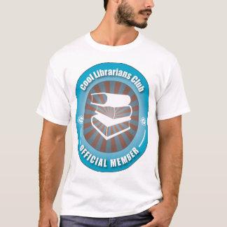 Cool Librarians Club T-Shirt