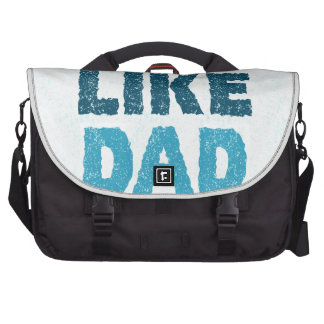 cool like dad laptop bags