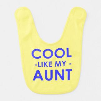 Cool, like my Aunt! Bib