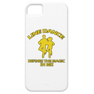 cool Line dance designs iPhone 5 Case