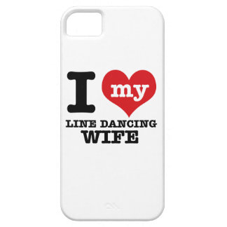 Cool Line Dancing designs iPhone 5 Case